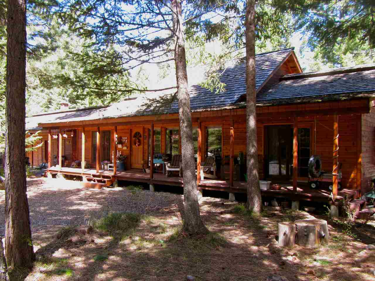 907 Lick Creek Road, Mccall, ID 83638