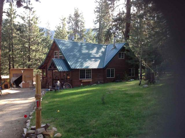 7 Willow Dr, Lowman, ID 83637
