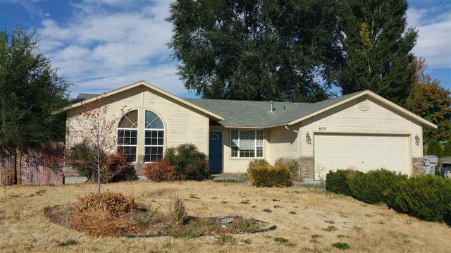 855 Quail Pl, Mountain Home, ID 83647