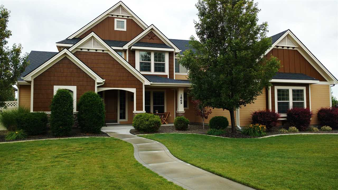 1869 N Willow Glen Place, Star, ID 83669