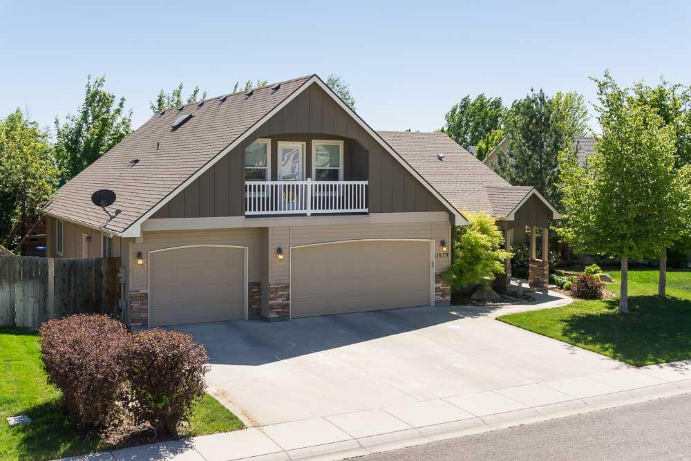 11679 W Wagon Pass Street, Boise, ID 83709