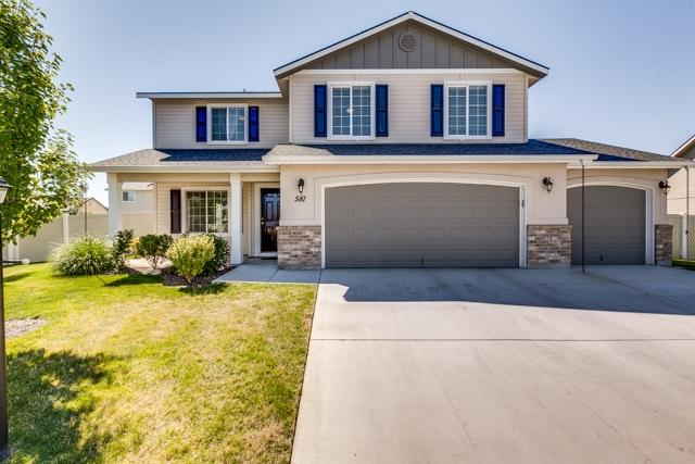 581 W White Sands Ct, Meridian, ID 83646