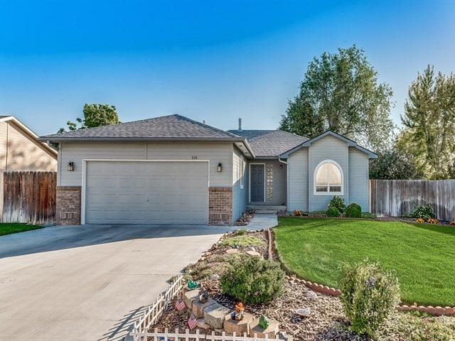 516 Meadowbrook Dr, Nampa, ID 83686