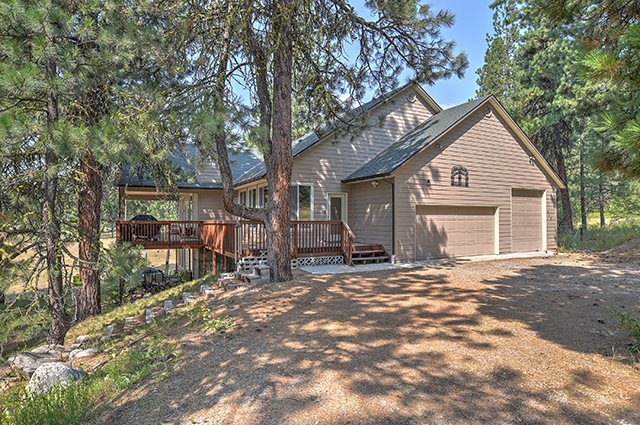 110 Wilderness Ranch Lane, Cascade, ID 83611
