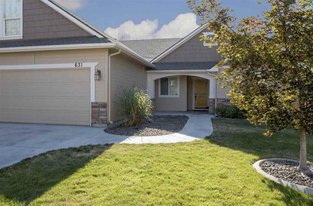 631 S Whitehorse Ave, Kuna, ID 83634