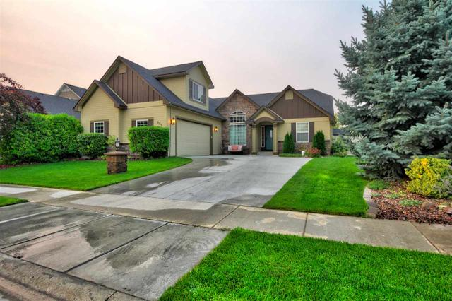 909 W Heather Woods Dr, Nampa, ID 83686