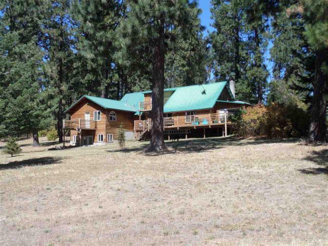 1175 Bear Creek Rd, Princeton, ID 83857