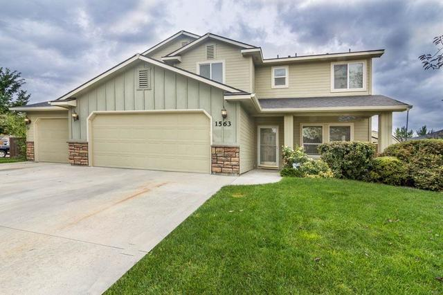 1563 S Glasgow Ave, Nampa, ID 83686
