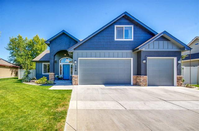 308 S Fernan Lake Way, Star, ID 83669