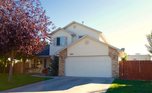 323 S Buttercup Ct, Nampa, ID 83687