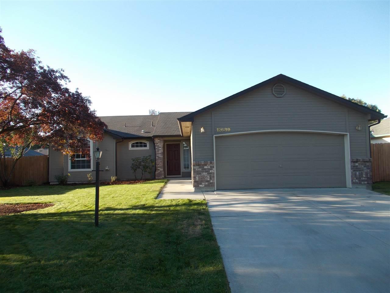 12689 W Mercedes Court, Boise, ID 83713