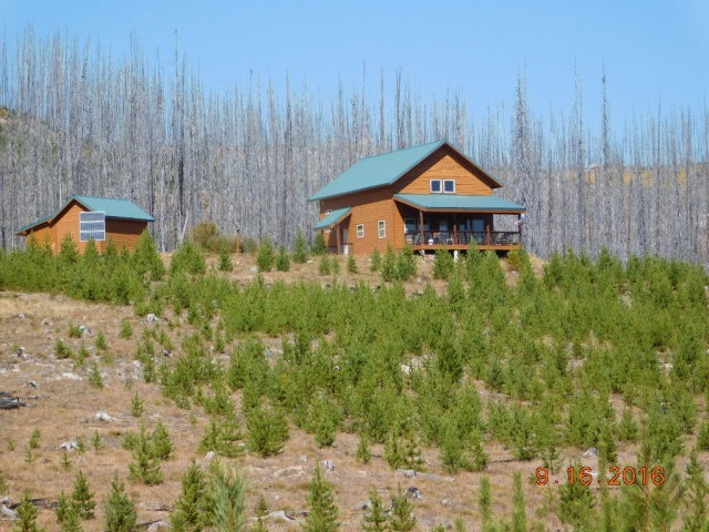 538 Warren Creek Road, Warren, ID 83638