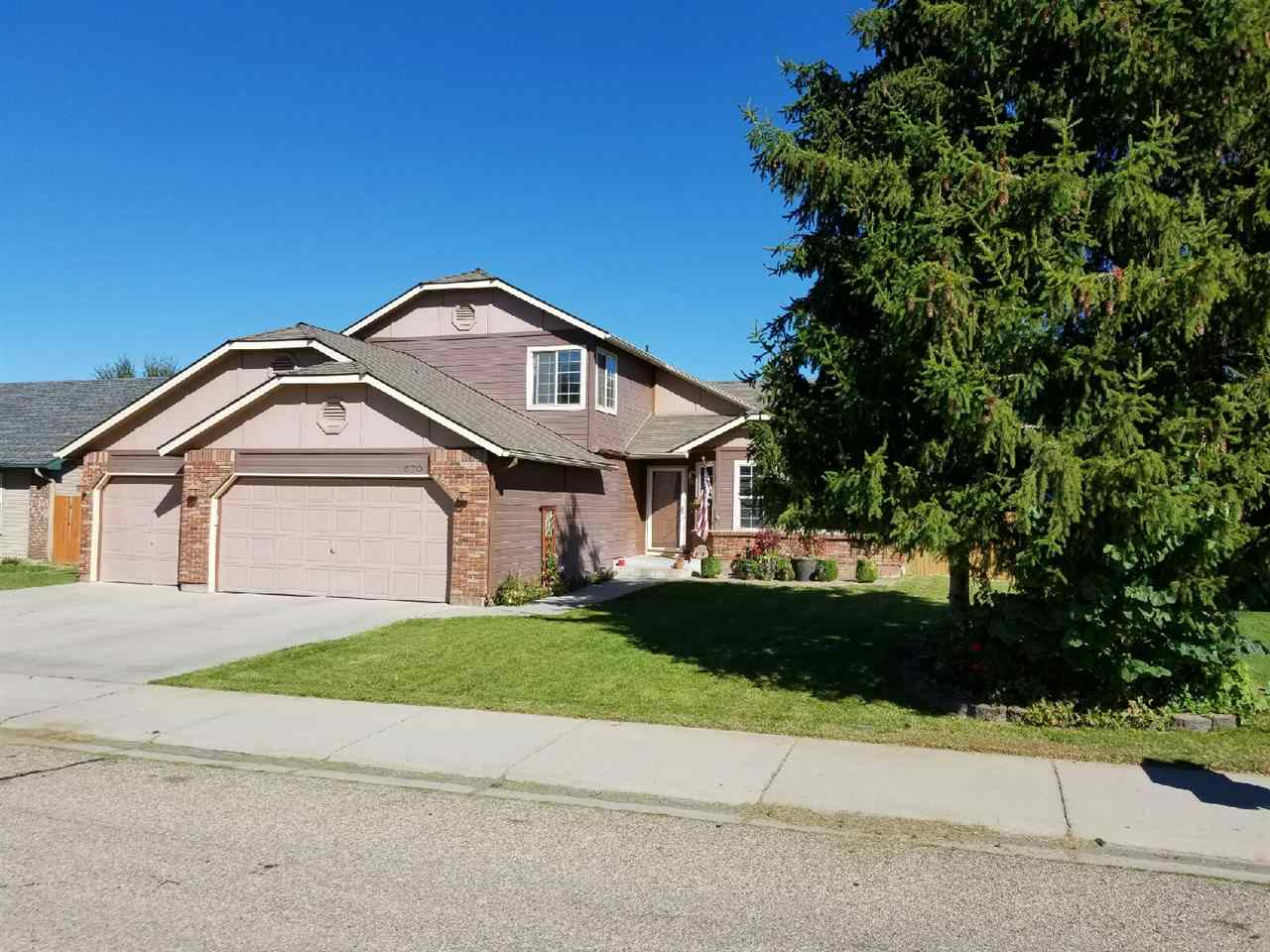 1670 W Sunny Slope Drive, Meridian, ID 83642