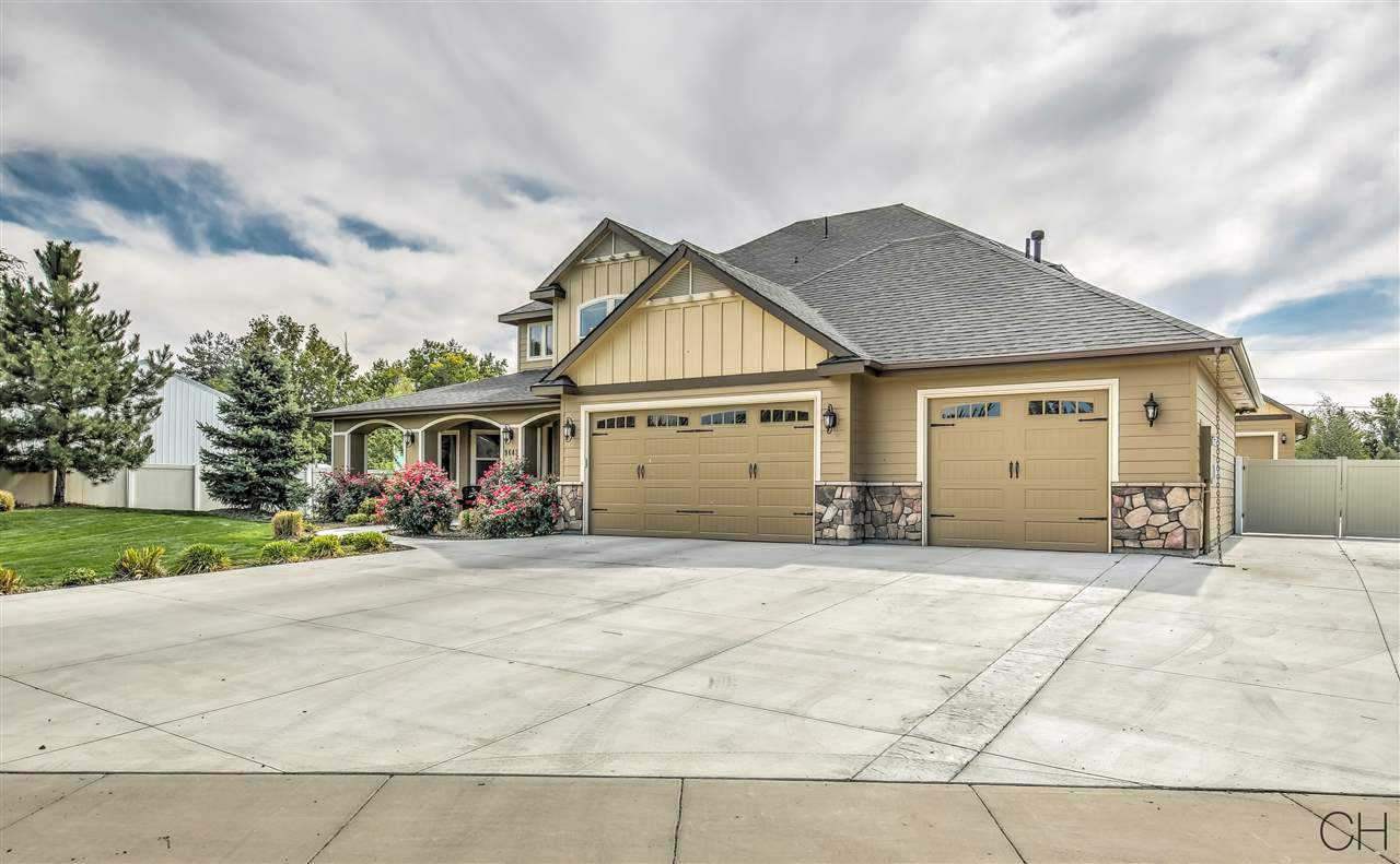 9643 W Red Berry Court, Boise, ID 83709