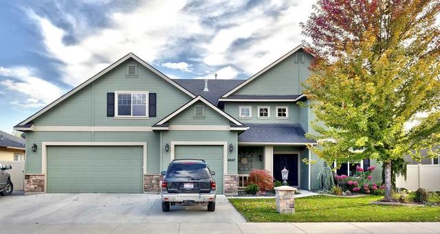 4647 W Steeplechase Dr, Meridian, ID 83646