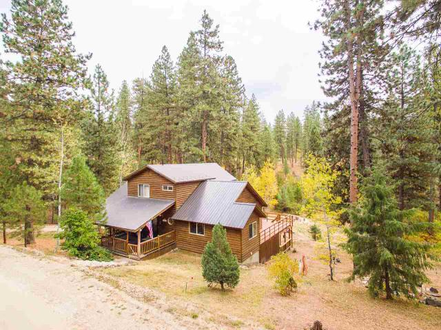 5 Willis Way, Idaho City, ID 83631