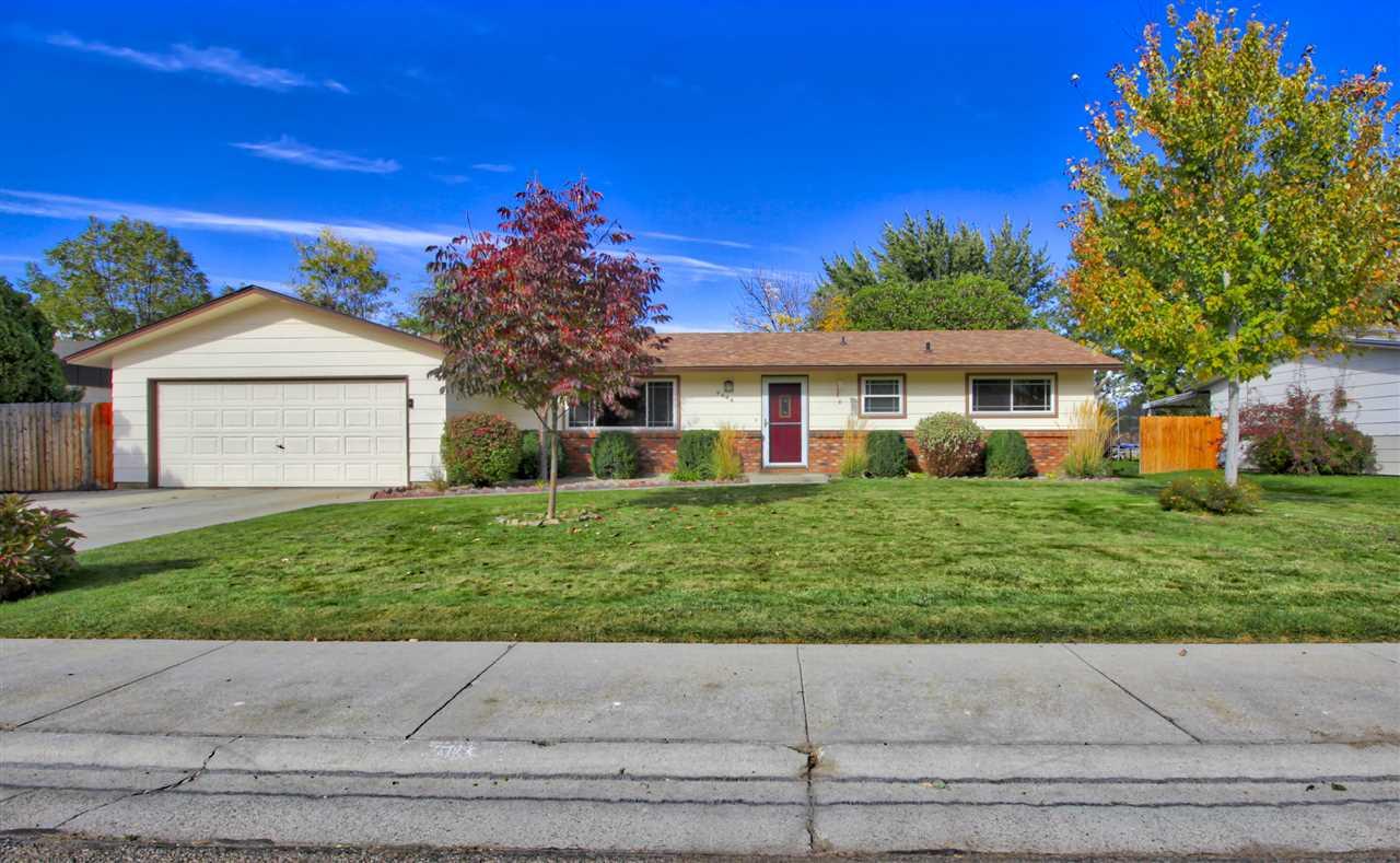 9664 W Telfair Drive, Boise, ID 83704