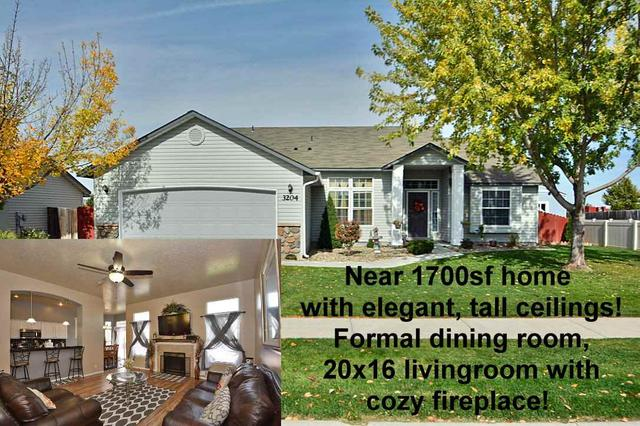 3204 E Dry Springs Ave, Nampa, ID 83686