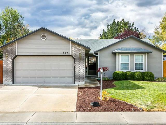 589 S Canvasback Way, Meridian, ID 83642