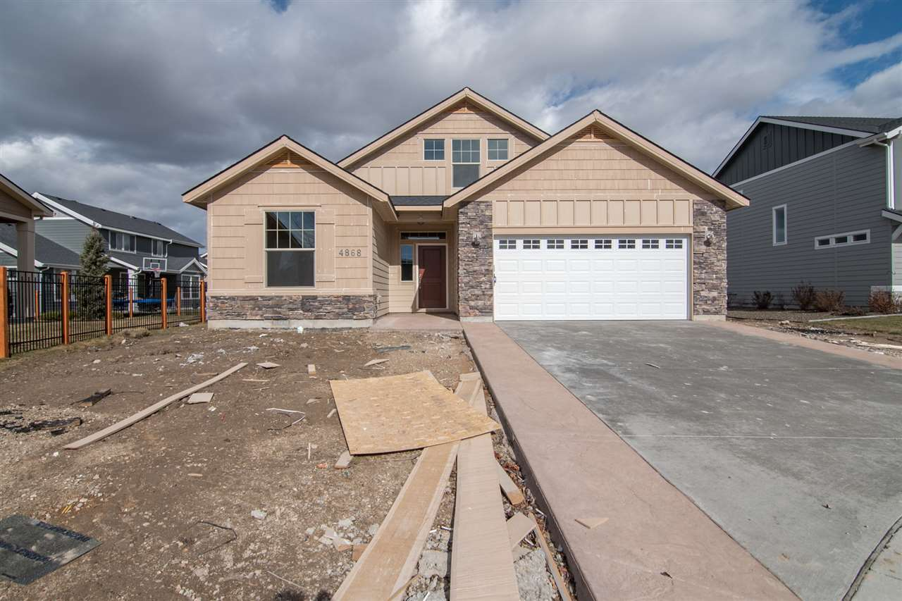 4868 W Clear Field Court, Eagle, ID 83616