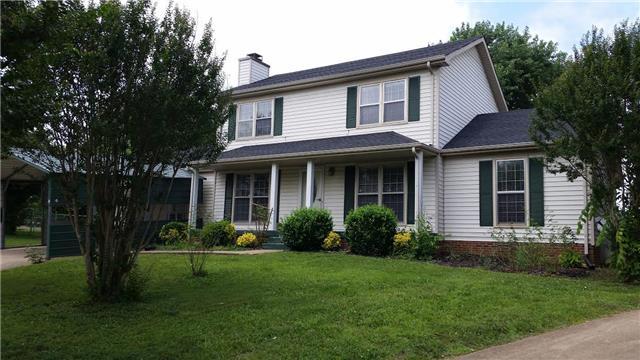 803 Parkview Ct, Clarksville, TN