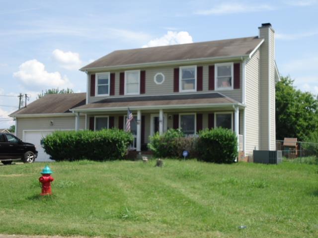 304 Broadmore Dr, Clarksville, TN