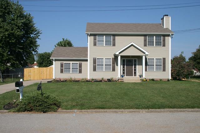3394 Polly Dr, Clarksville, TN