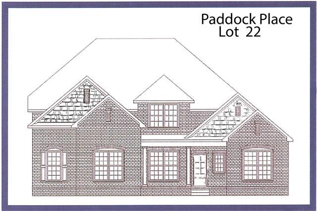 140 Paddock Place Drlot 22, Mount Juliet, TN