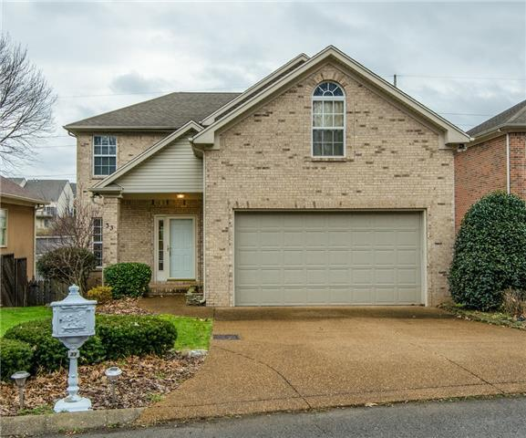 33 Nickleby Down, Brentwood TN 37027