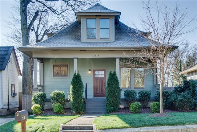 1814 Long Ave, Nashville, TN