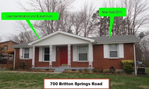 700 Britton Springs Rd, Clarksville, TN