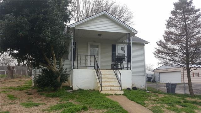 1704 Whatley St, Columbia TN 38401