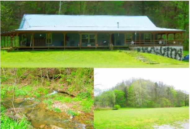 1370 Modock Hollow Rd, Celina, TN