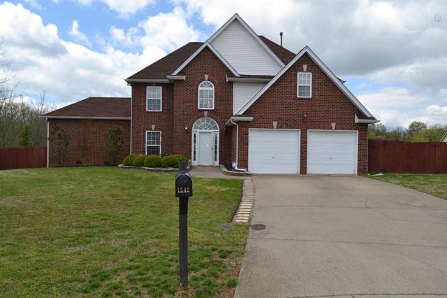 1542 Nathan Ct, Murfreesboro TN 37130