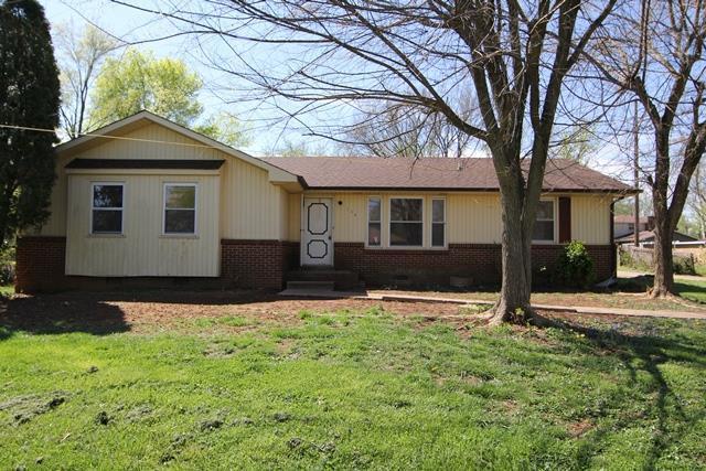 206 Britton Springs Rd, Clarksville, TN