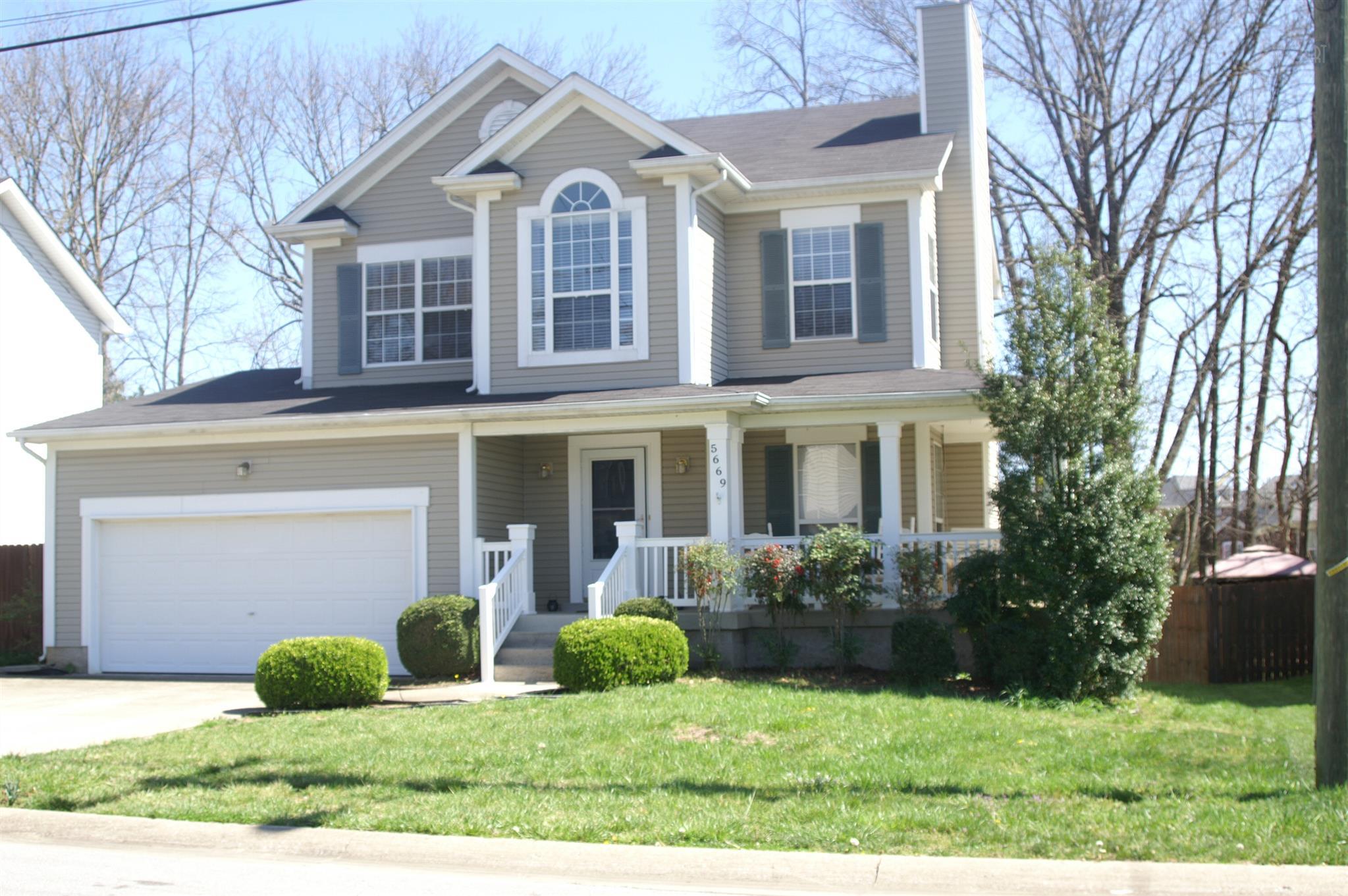 5669 Chestnutwood Trl, Hermitage, TN