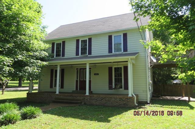 408 Carter St, Columbia TN 38401