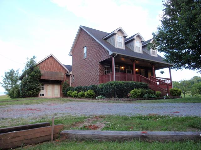 9429 Big Spring Creek Rd, Bon Aqua, TN