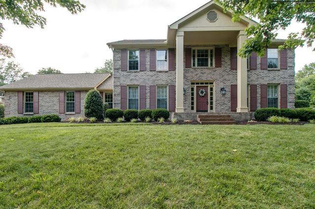 5537 Trousdale Dr Brentwood, TN 37027