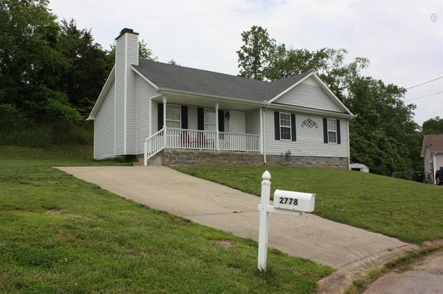 2778 Applemill Ct, Clarksville, TN