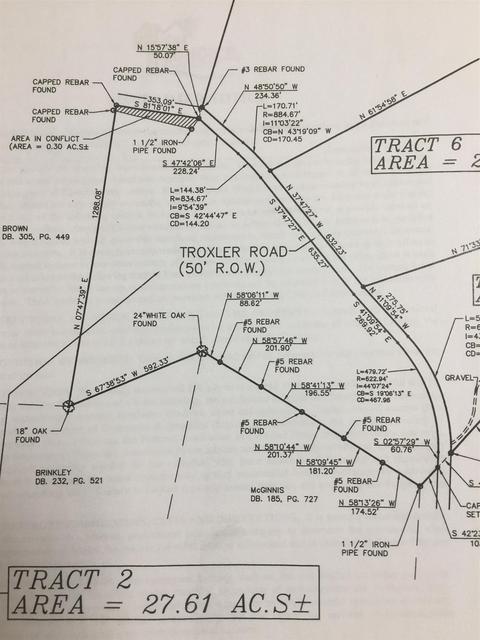 0 Troxler RdWartrace, TN 37183
