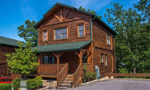 of tn city ldg sc homes for wahoo pigeon log in cabin and cabins forge sale gatlinburg ext