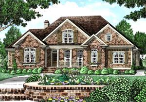 610 Elk Falls Ln, Knoxville TN 37922