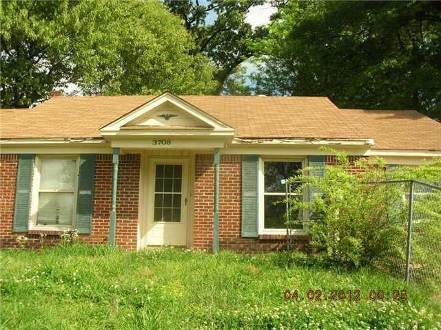 3708 Philsdale Ave, Memphis, TN 38111
