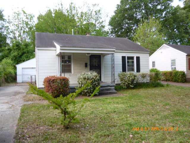3761 Mandalay Rd, Memphis, TN 38111