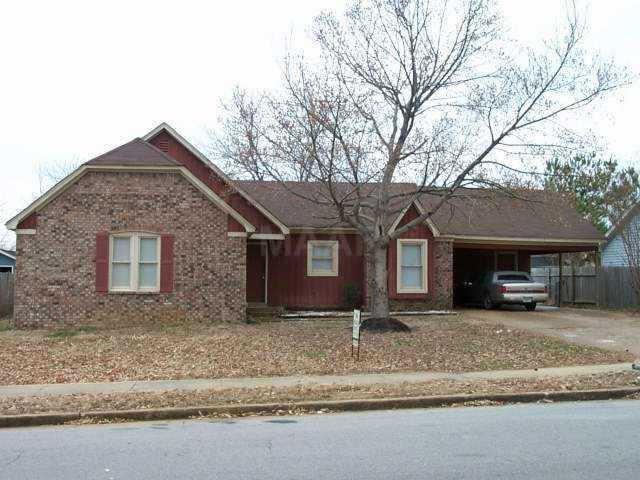 4499 Stony Point Dr, Memphis, TN