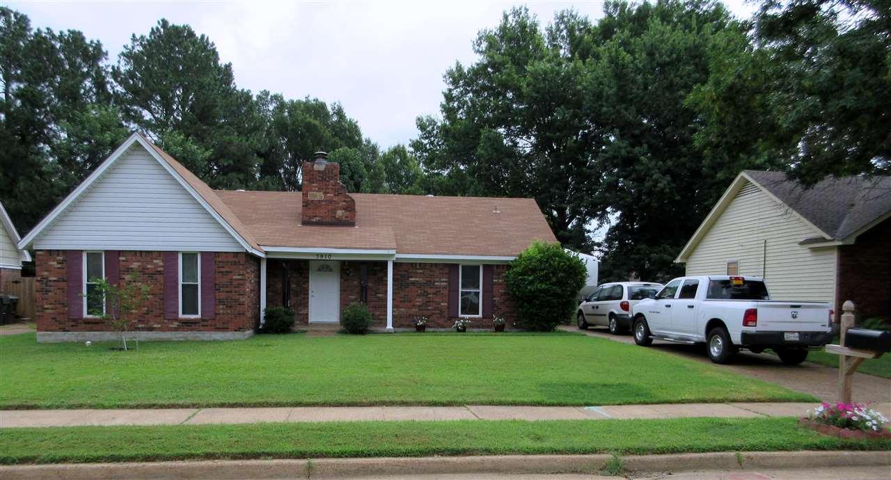 3910 E Robin Hill Ave, Memphis, TN