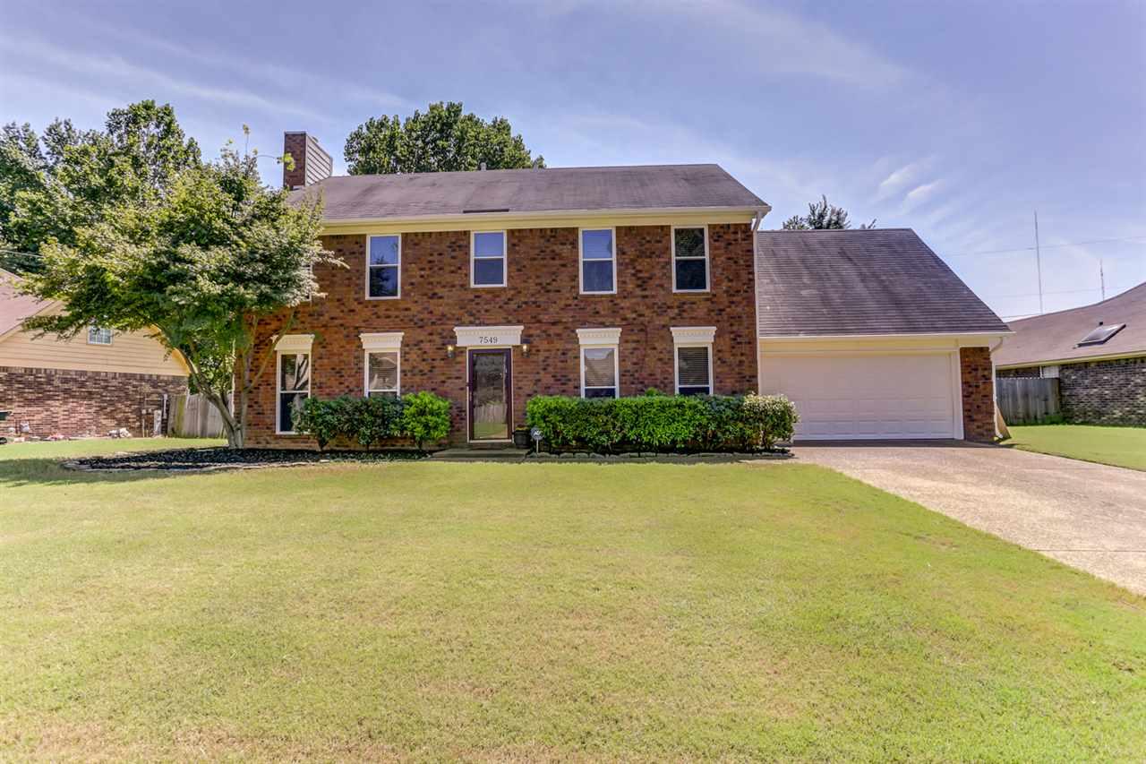 7549 Olivia Hill Dr, Memphis, TN