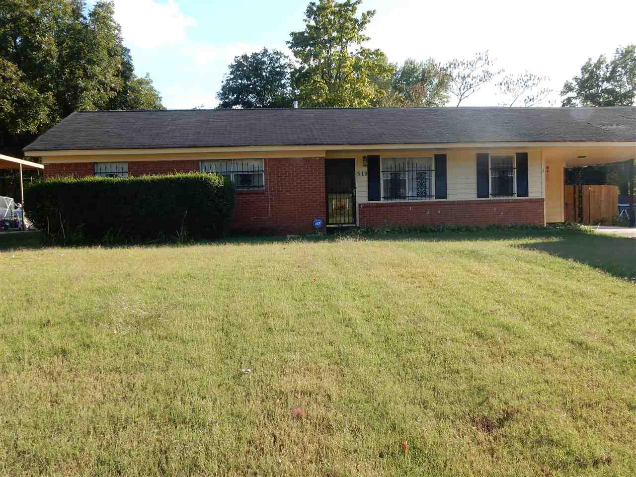 519 Dreger Ave, Memphis, TN
