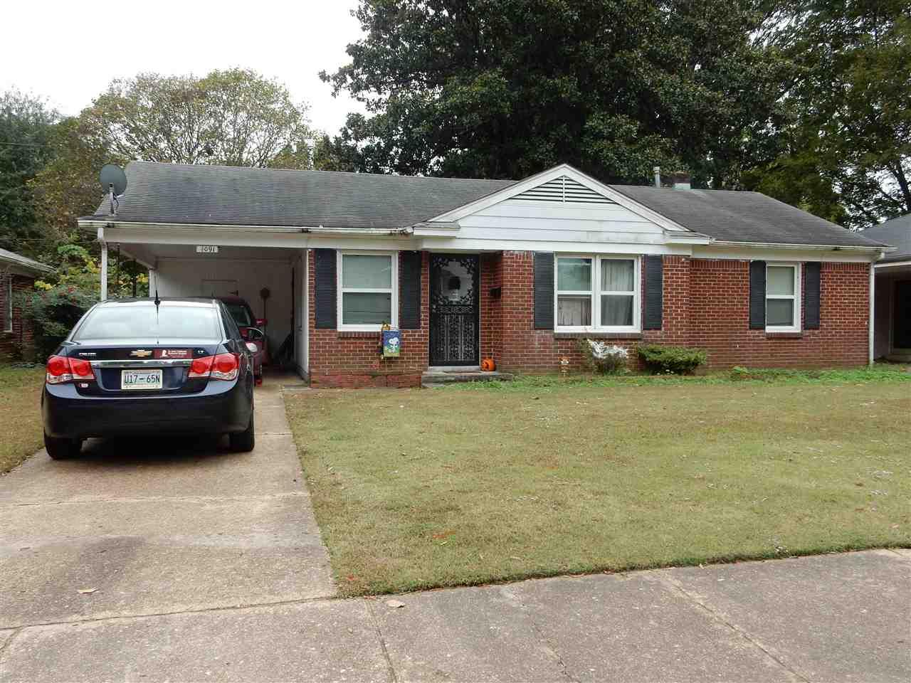 4091 Southlawn Ave, Memphis, TN